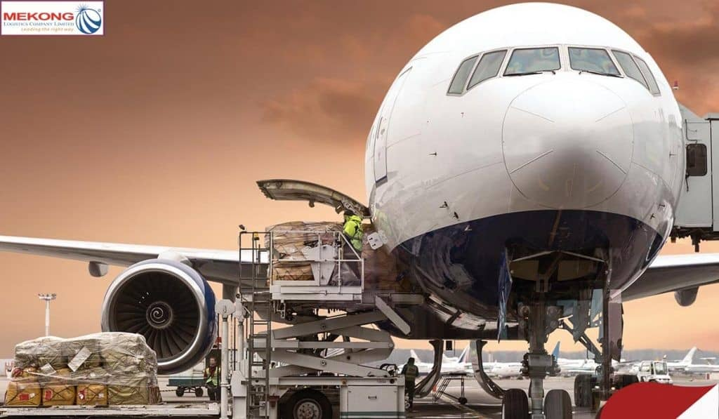 mekong logistics cung cấp nhiều lựa chọn về hãng bay