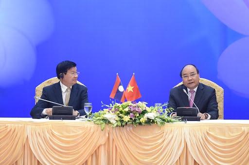 Việt nam và lào trao đổi giải quyết khó khăn cho doanh nghiệp