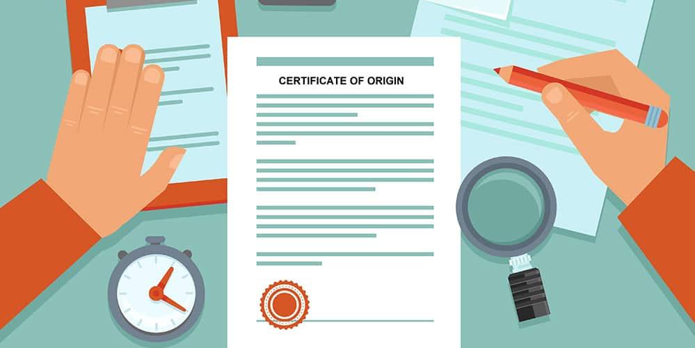 C/O là chứng từ quan trọng giúp doanh nghiệp được miễn giảm thuế