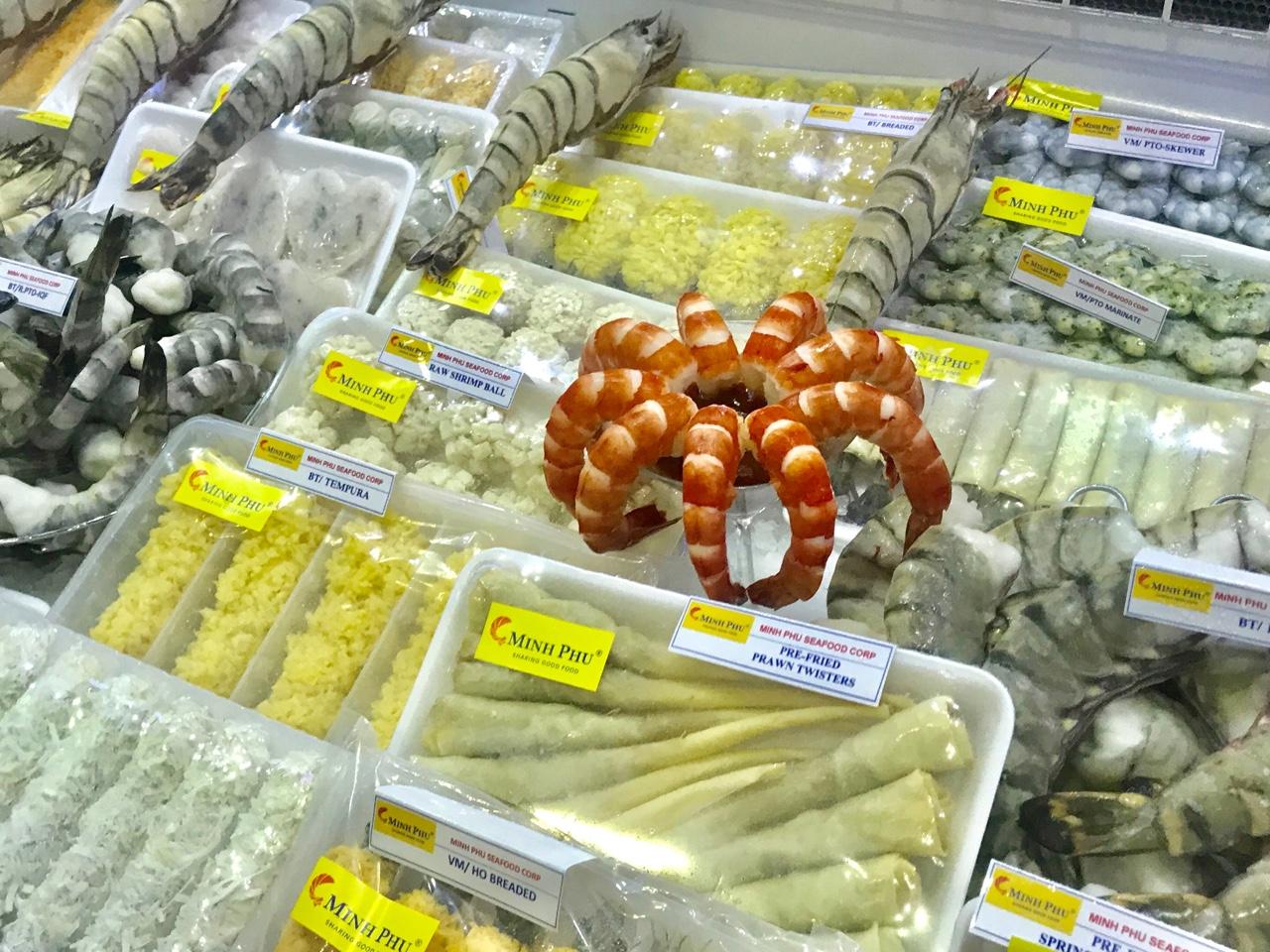 Thủy hải sản xuất khẩu sang châu Âu có dấu hiệu tăng trưởng tốt