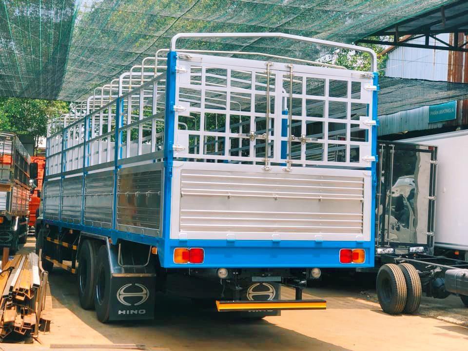 Xe tải 8 tấn có khả năng chở lượng hàng vừa phải, tiết kiệm chi phí