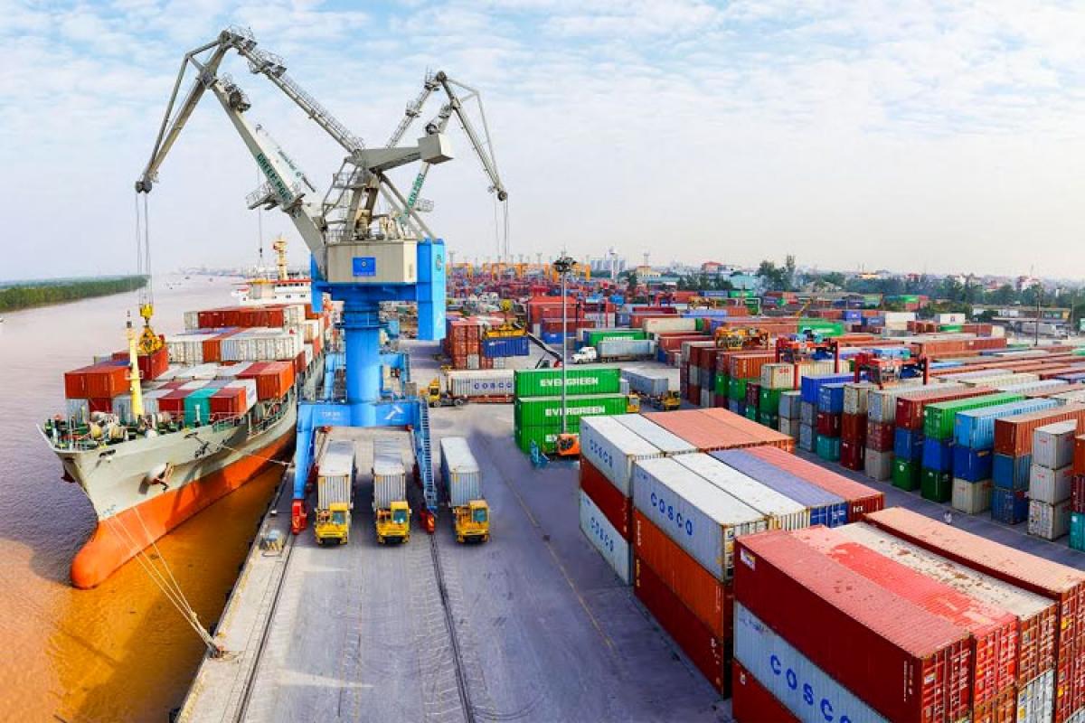Trong 6 tháng đầu năm 2021 có 25 mặt hàng đạt kim ngạch xuất khẩu trên 1 tỷ USD
